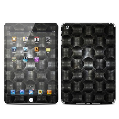Apple iPad Mini Skin - Metallic Weave