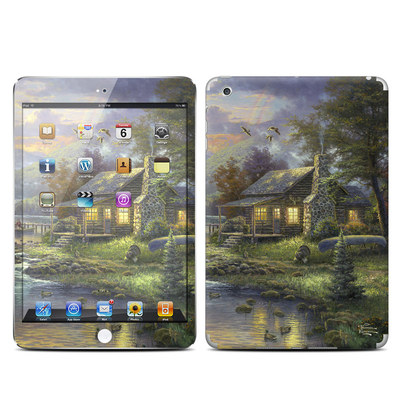 Apple iPad Mini Skin - Natures Paradise