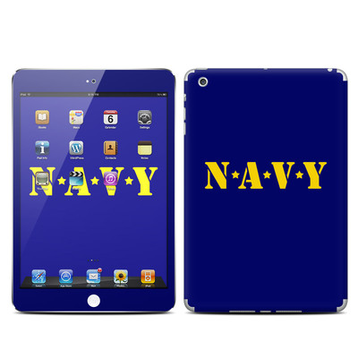 Apple iPad Mini Skin - Navy