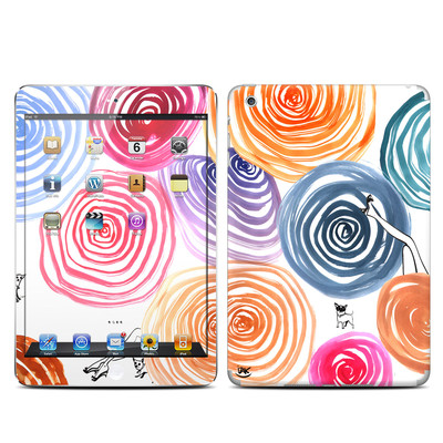 Apple iPad Mini Skin - New Circle
