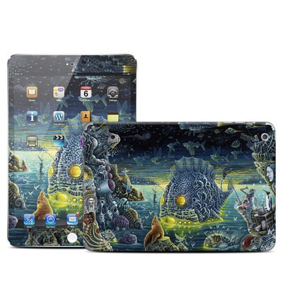 Apple iPad Mini Skin - Night Trawlers