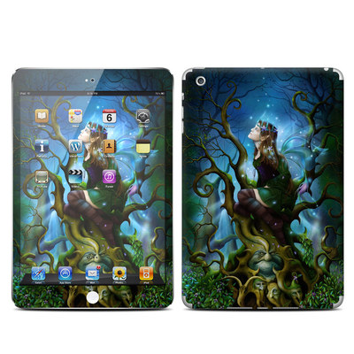 Apple iPad Mini Skin - Nightshade Fairy