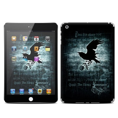 Apple iPad Mini Skin - Nevermore