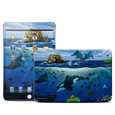 Apple iPad Mini Skin - Oceans For Youth