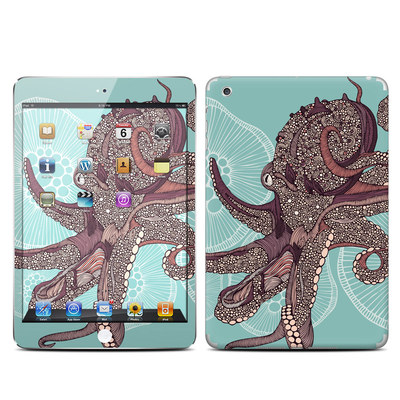 Apple iPad Mini Skin - Octopus Bloom