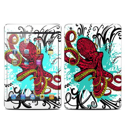 Apple iPad Mini Skin - Octopus