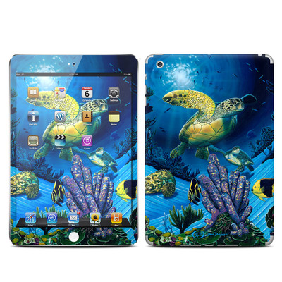 Apple iPad Mini Skin - Ocean Fest