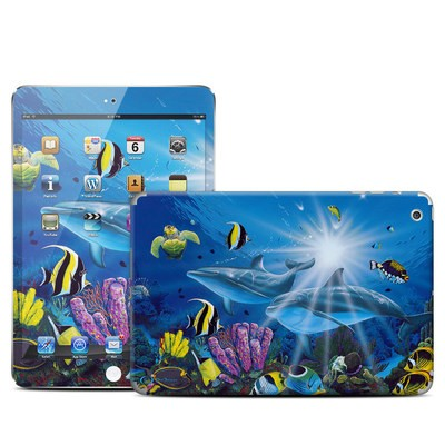 Apple iPad Mini Skin - Ocean Friends