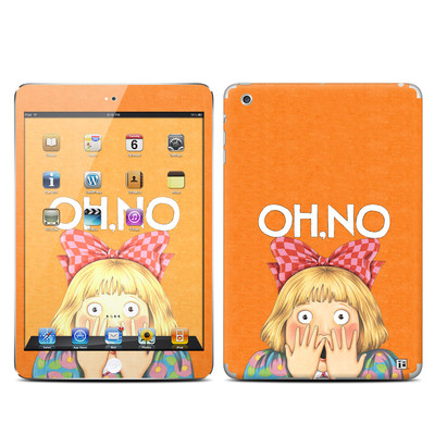 Apple iPad Mini Skin - Oh No
