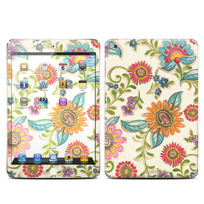 Apple iPad Mini Skin - Olivia's Garden