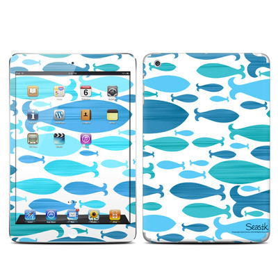 Apple iPad Mini Skin - Ocean Rain