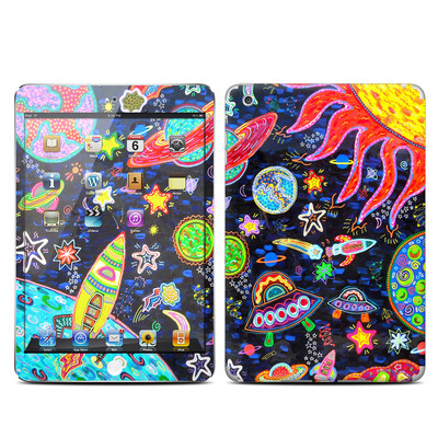 Apple iPad Mini Skin - Out to Space