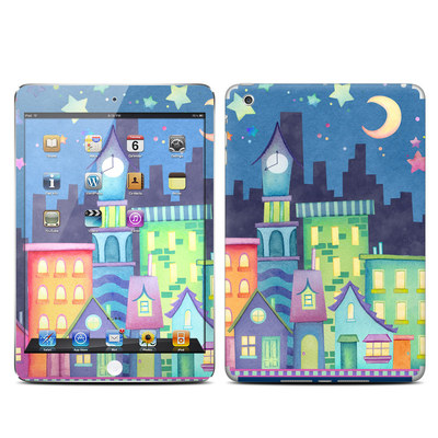 Apple iPad Mini Skin - Our Town