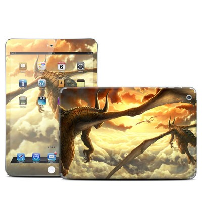 Apple iPad Mini Skin - Over the Clouds