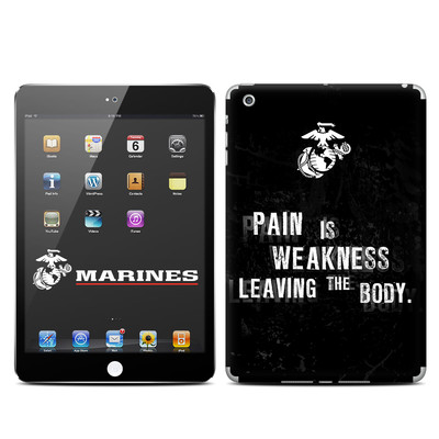 Apple iPad Mini Skin - Pain