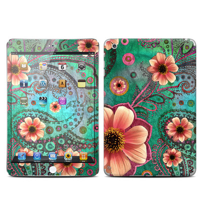 Apple iPad Mini Skin - Paisley Paradise