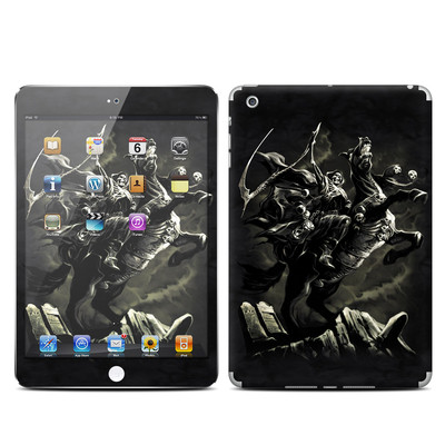 Apple iPad Mini Skin - Pale Horse