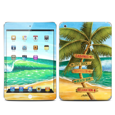 Apple iPad Mini Skin - Palm Signs