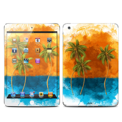 Apple iPad Mini Skin - Palm Trio