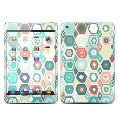 Apple iPad Mini Skin - Pastel Diamond