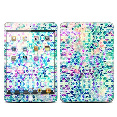 Apple iPad Mini Skin - Pastel Triangle