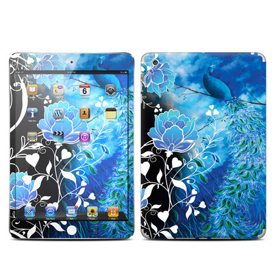 Apple iPad Mini Skin - Peacock Sky