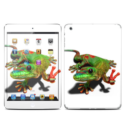Apple iPad Mini Skin - Peace Gecko
