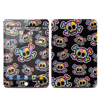 Apple iPad Mini Skin - Peace Skulls