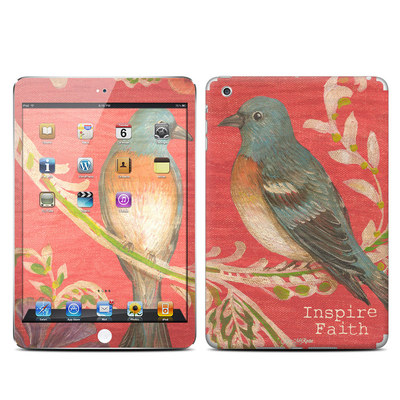 Apple iPad Mini Skin - Fresh Picked Fuschia