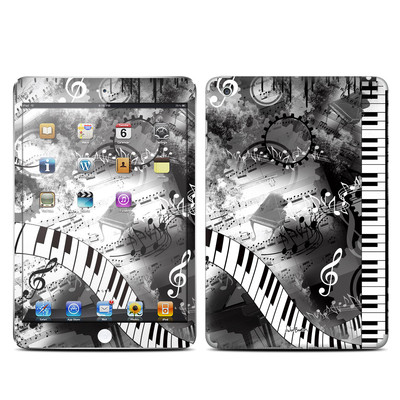 Apple iPad Mini Skin - Piano Pizazz