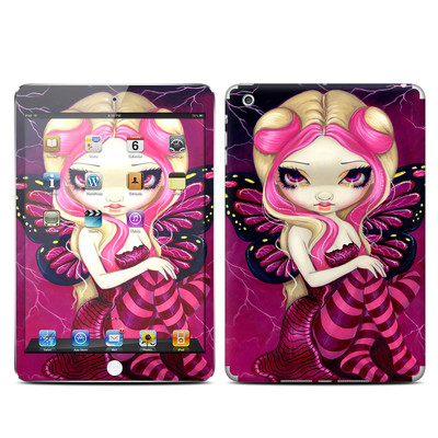 Apple iPad Mini Skin - Pink Lightning