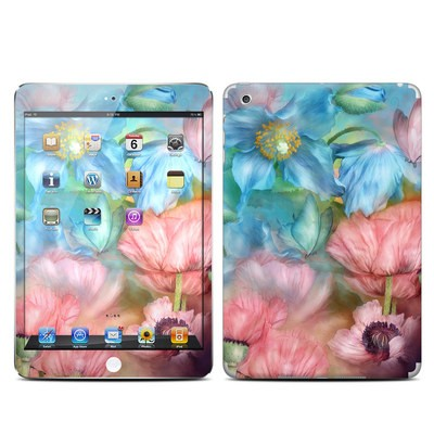 Apple iPad Mini Skin - Poppy Garden