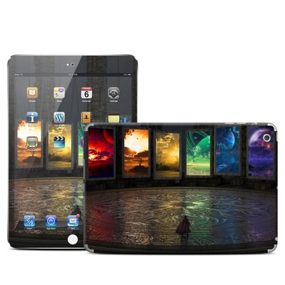 Apple iPad Mini Skin - Portals
