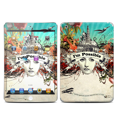 Apple iPad Mini Skin - Possible