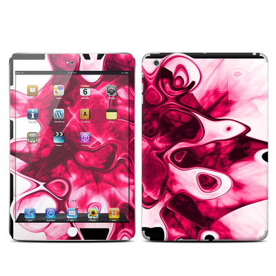Apple iPad Mini Skin - Pink Splatter