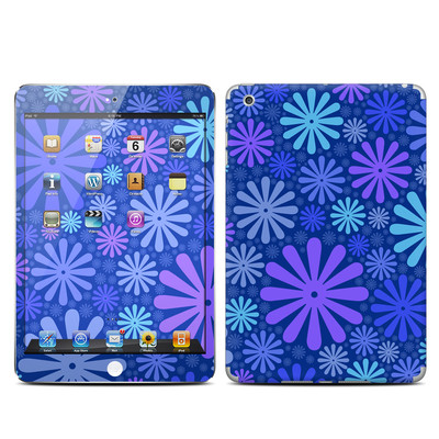 Apple iPad Mini Skin - Indigo Punch