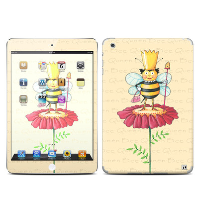 Apple iPad Mini Skin - Queen Bee