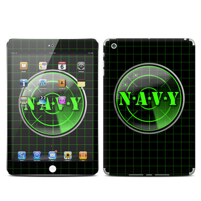 Apple iPad Mini Skin - Radar
