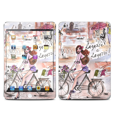Apple iPad Mini Skin - Ragazze e Ragazzi