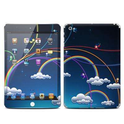 Apple iPad Mini Skin - Rainbows