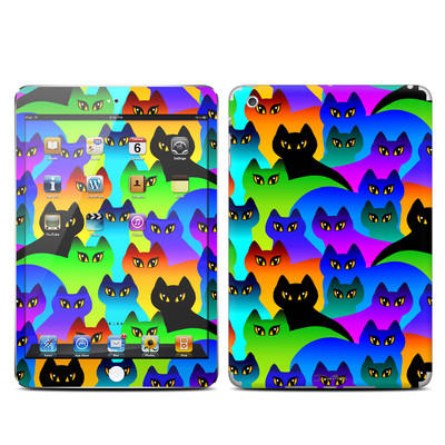 Apple iPad Mini Skin - Rainbow Cats
