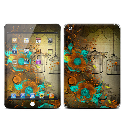 Apple iPad Mini Skin - Rusty Lace