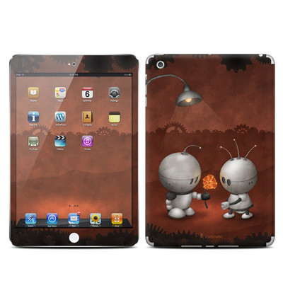 Apple iPad Mini Skin - Robots In Love