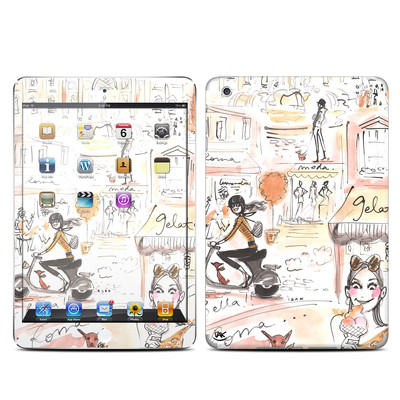 Apple iPad Mini Skin - Rome Scene