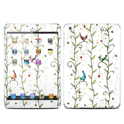 Apple iPad Mini Skin - Royal Birds