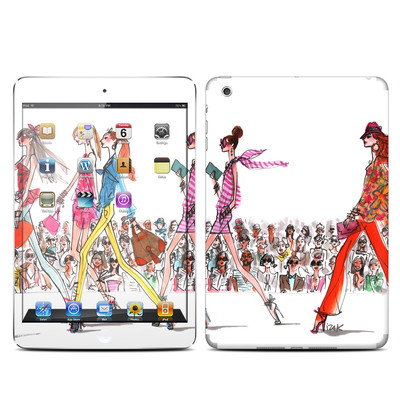 Apple iPad Mini Skin - Runway Runway