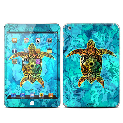 Apple iPad Mini Skin - Sacred Honu