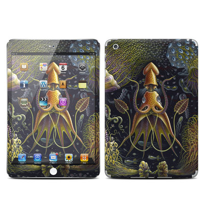 Apple iPad Mini Skin - Sea Flowers