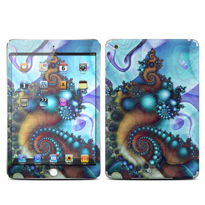 Apple iPad Mini Skin - Sea Jewel