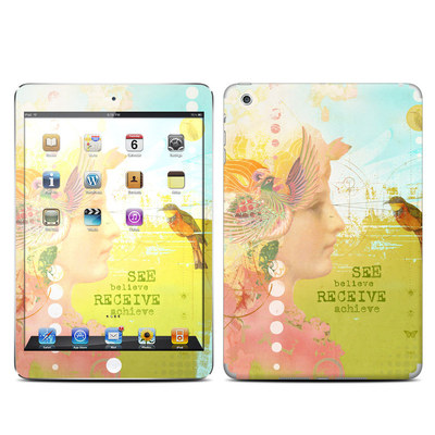 Apple iPad Mini Skin - See Believe